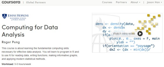 Computing for Data Analysis-2013